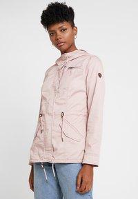 ONLY - ONLNEWLORCA SPRING - Summer jacket - rose smoke - 0