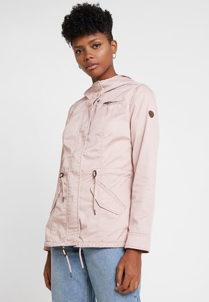 ONLNEWLORCA SPRING - Summer jacket - rose smoke
