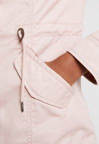 ONLY - ONLNEWLORCA SPRING - Summer jacket - rose smoke - 5