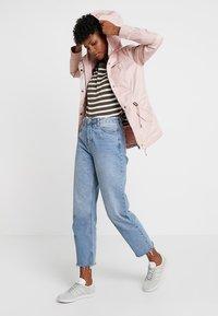 ONLY - ONLNEWLORCA SPRING - Summer jacket - rose smoke - 1