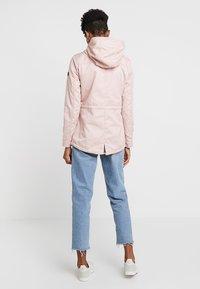 ONLY - ONLNEWLORCA SPRING - Summer jacket - rose smoke - 2