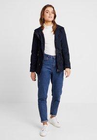 ONLY - ONLNEWLORCA SPRING - Summer jacket - blue graphite - 1