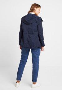 ONLY - ONLNEWLORCA SPRING - Lett jakke - blue graphite - 2