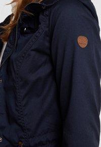 ONLY - ONLNEWLORCA SPRING - Summer jacket - blue graphite - 4
