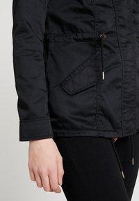 ONLY - ONLNEWLORCA SPRING - Summer jacket - black - 5