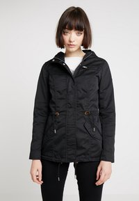 ONLY - ONLNEWLORCA SPRING - Summer jacket - black - 0