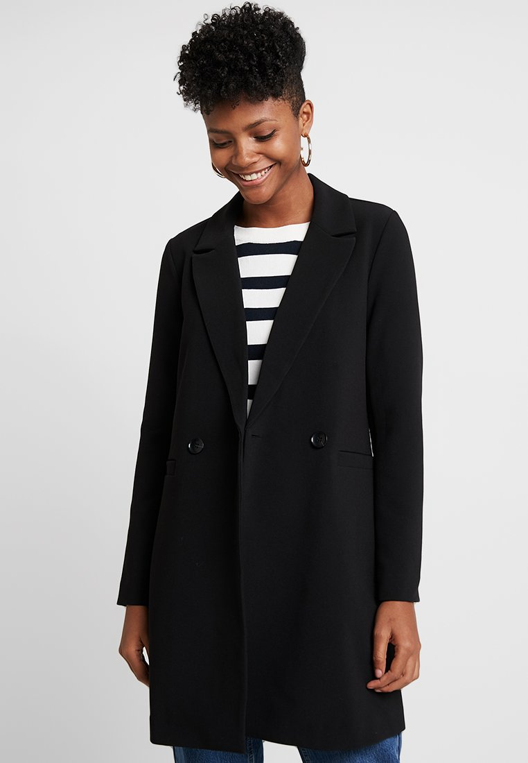 ONLY - ONLJESSICA  - Manteau court - black/dark buttons