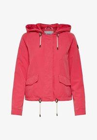ONLY - NEW SKYLAR SPRING - Training jacket - red - 5