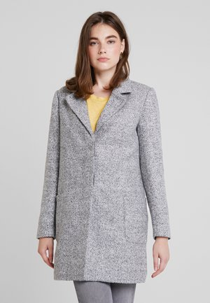 ONLARYA COAT - Cappotto corto - light grey melange