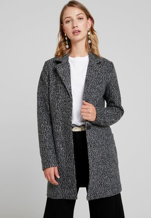 ONLARYA COAT - Short coat - dark grey melange
