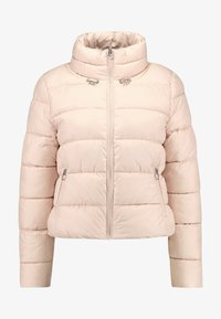 ONLY - ONLCAMMIE QUILTED JACKET - Lehká bunda - cameo rose - 3