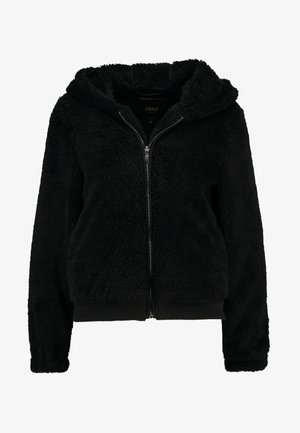 ONLANNA CONTACT SHERPA JACKET - Giacca invernale - black