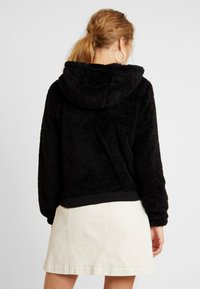 ONLY - ONLANNA CONTACT SHERPA - Winterjas - black - 2