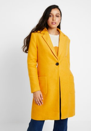 ONLASTRID MARIE COAT - Manteau court - golden yellow