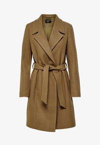 ONLY - ONLREGINA COAT - Zimní kabát - camel - 5