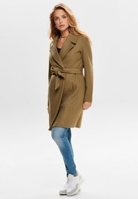 ONLY - ONLREGINA COAT - Zimní kabát - camel - 1