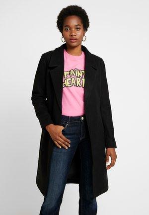 ONLREGINA COAT - Classic coat - black