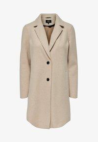 ONLY - ONLCARRIE BONDED  - Halflange jas - beige - 0