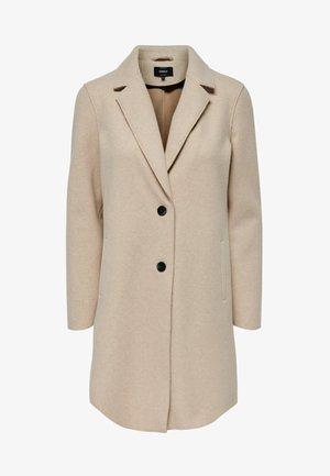 ONLCARRIE BONDED  - Krótki płaszcz - beige
