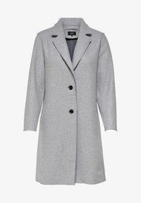 ONLY - ONLCARRIE BONDED  - Manteau court - light grey melange - 5