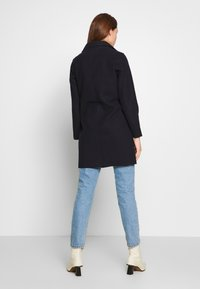 ONLY - ONLCARRIE BONDED  - Cappotto corto - night sky/melange - 2