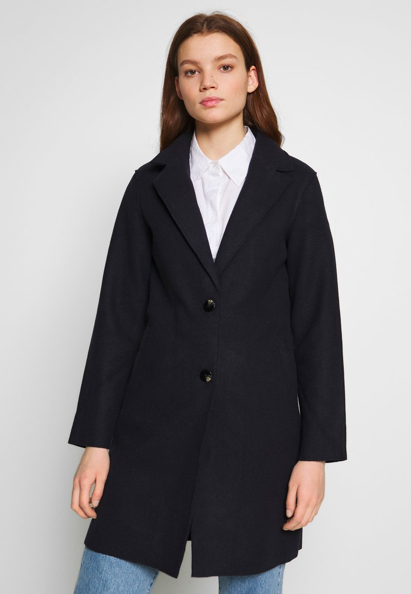 ONLY - ONLCARRIE BONDED  - Cappotto corto - night sky/melange