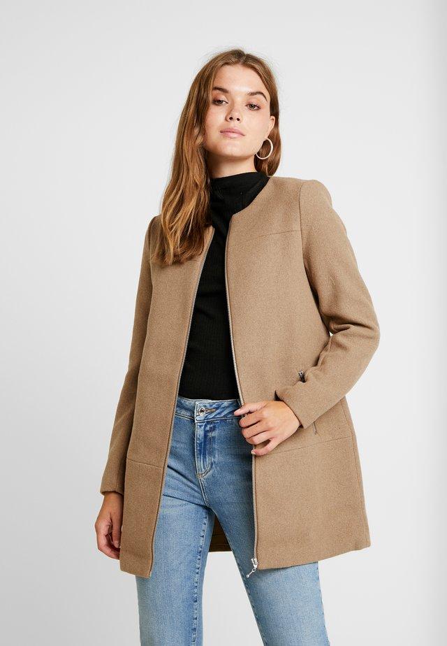 ONLKATHARINA RIANNA COAT - Abrigo corto - camel melange
