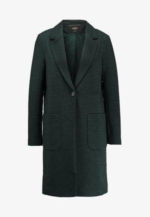 ONLASTRID LINDA COAT - Cappotto corto - green gables melange