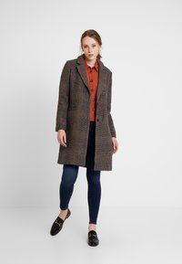 ONLY - ONLMICHELLE BONDED COAT - Short coat - night sky - 1