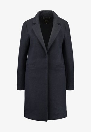 ONLMICHELLE BONDED COAT - Short coat - night sky/solid