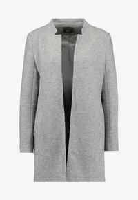 light grey melange