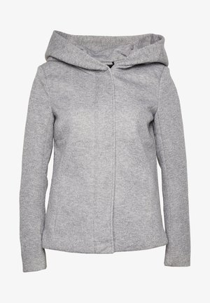 ONLSEDONA LIGHT JACKET - Summer jacket - light grey melange