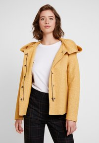 ONLY - ONLSEDONA LIGHT JACKET - Summer jacket - golden yellow - 0