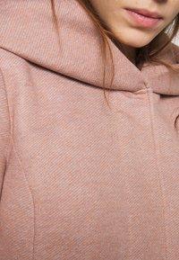 ONLY - ONLSEDONA LIGHT JACKET - Summer jacket - mocha mousse/melange - 4