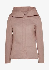 ONLY - ONLSEDONA LIGHT JACKET - Summer jacket - mocha mousse/melange - 3
