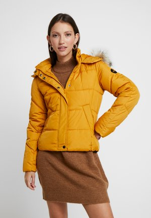 ONLNORTH JACKET - Veste mi-saison - golden yellow