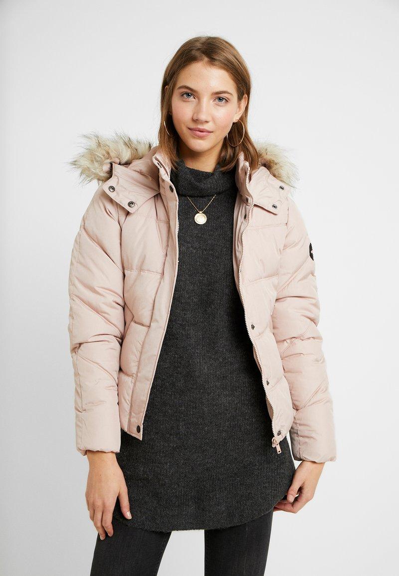 ONLY - ONLNORTH JACKET - Light jacket - shadow gray/melange