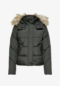 ONLY - ONLNORTH JACKET - Light jacket - black - 4