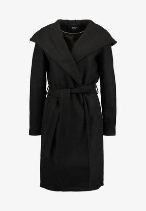 ONLRILEY COAT - Zimní kabát - black