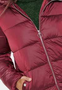 ONLY - ONLNAIOMI  - Winter jacket - merlot - 3