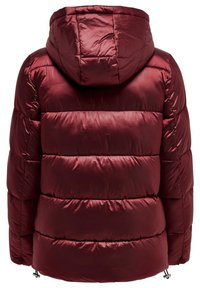 ONLY - ONLNAIOMI  - Winter jacket - merlot - 5