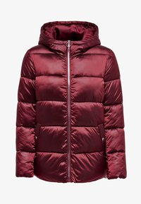ONLY - ONLNAIOMI  - Winter jacket - merlot - 4