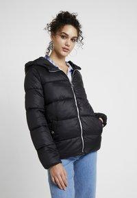 ONLY - ONLNAIOMI  - Winter jacket - black - 0
