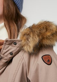 ONLY - ONLMANDY - Parka - taupe gray - 5