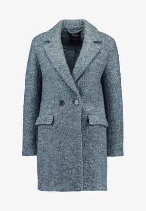 ONLALLY  - Krátký kabát - balsam green/melange