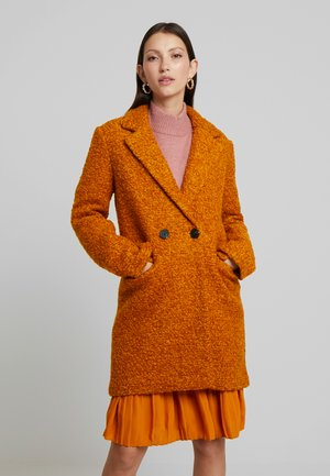 ONLALLY  - Short coat - pumpkin spice/melange