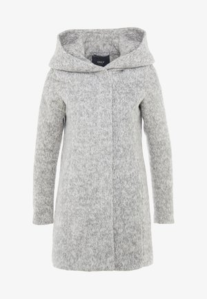 ONLSEDONA MARIE COAT - Short coat - medium grey melange