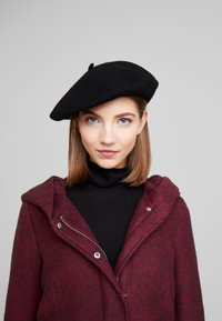 ONLY - ONLSEDONA MARIE COAT - Krátký kabát - tawny port/melange - 3