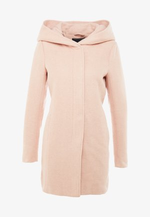 ONLSEDONA MARIE COAT - Manteau court - misty rose/melange