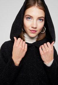 ONLY - ONLSEDONA MARIE COAT - Halflange jas - black melange - 3